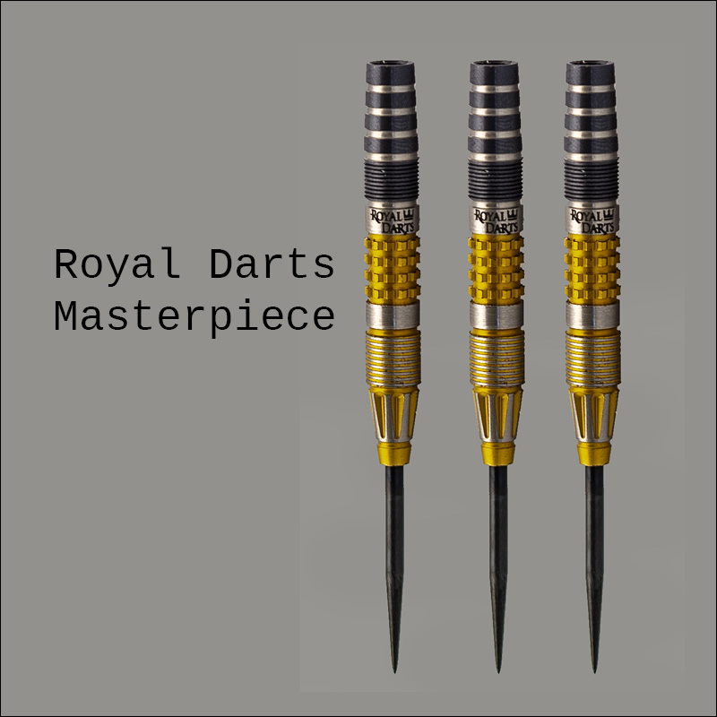 Royal Darts Masterpiece Kachel