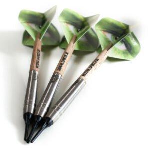 Royal Darts T-Bird Softdarts Green Line klein